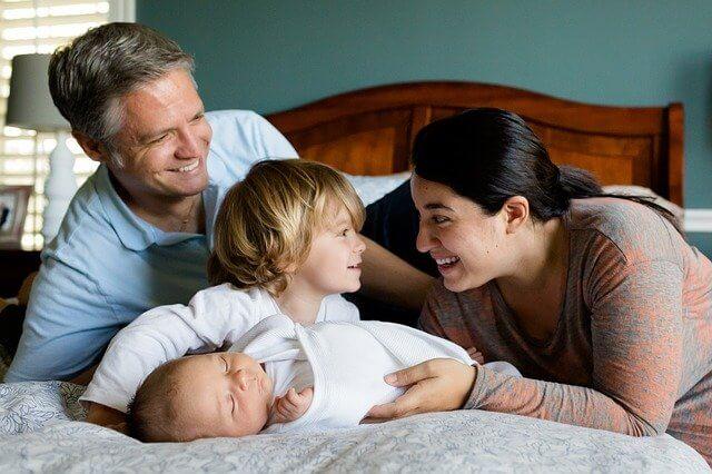ニューボンフォト家族写真